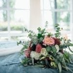 kim chan events | floral bouquet