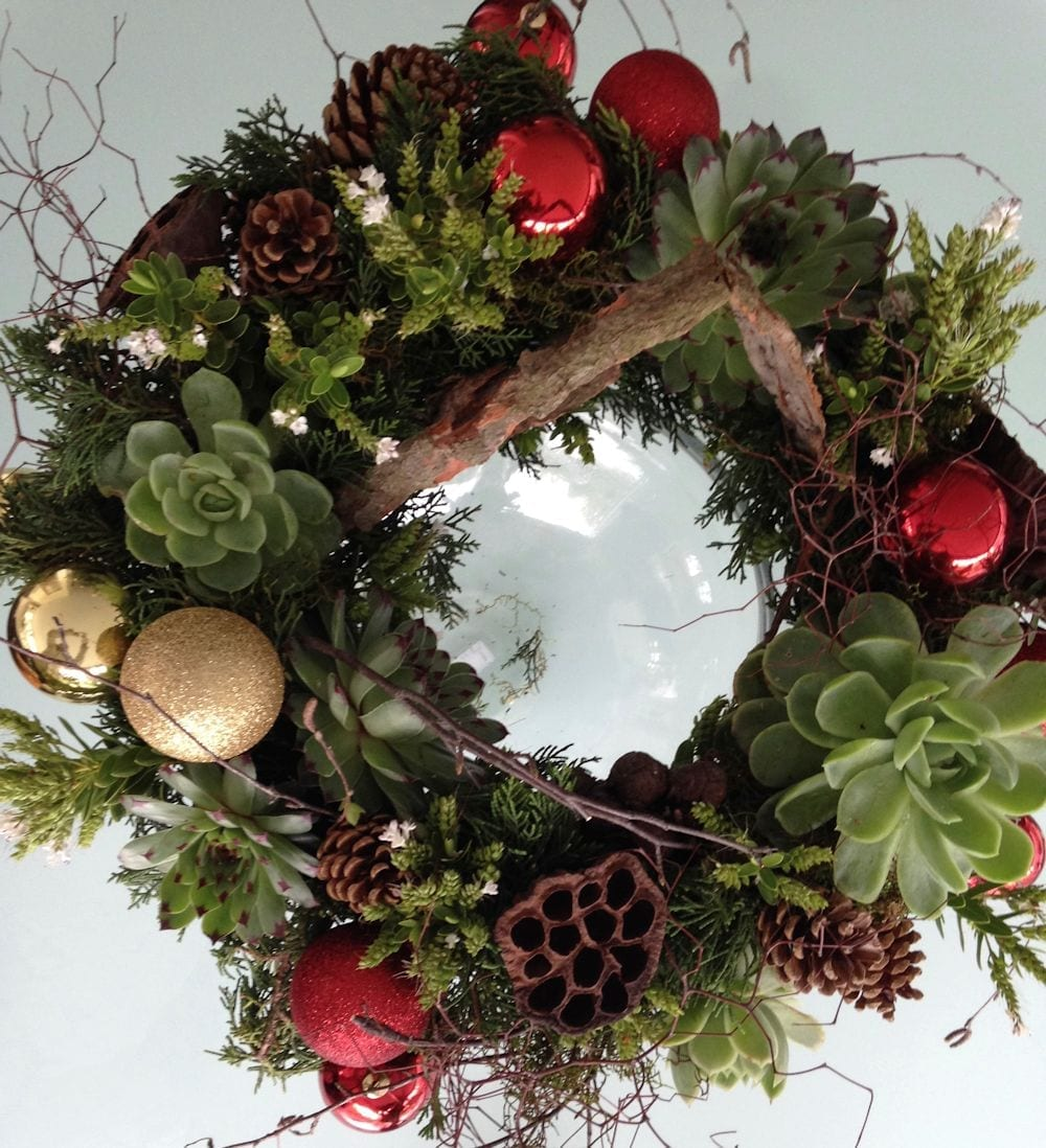 Kim Chan Events | CHristmas WReath