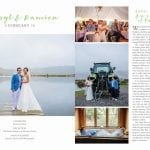 Wedding as featured in Canterbury Bride Magazine