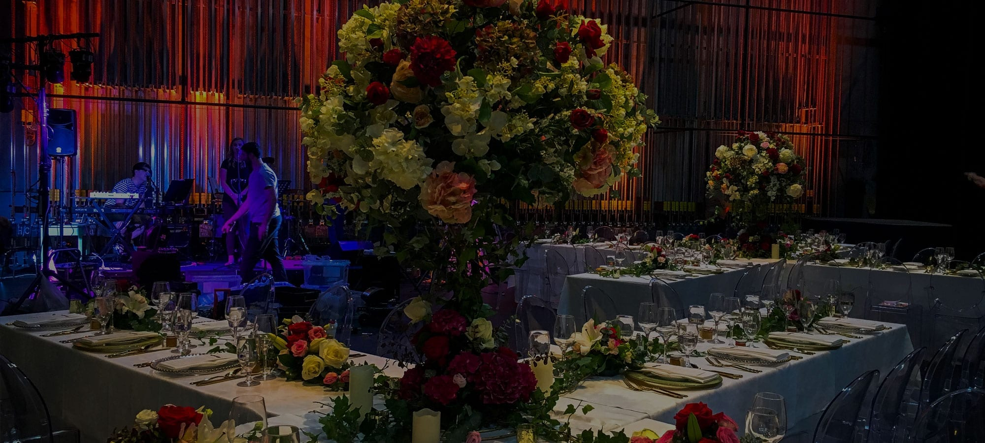 Corporate Event Styling and Design