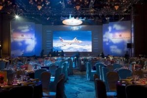 Visual Displays and Event Setup
