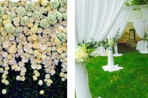 Wedding Feature Pieces