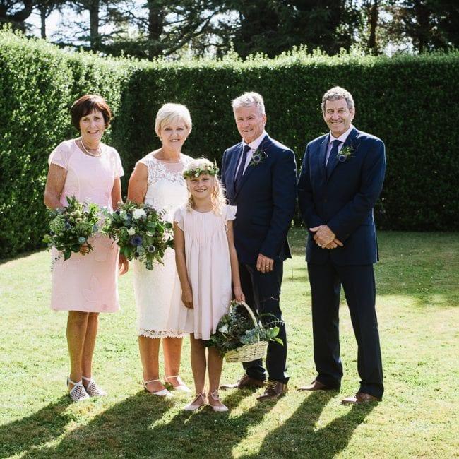 Cossar Vineyard wedding with Jude and John.