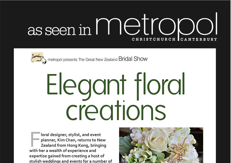 Kim Chan Events as seen in Metropol