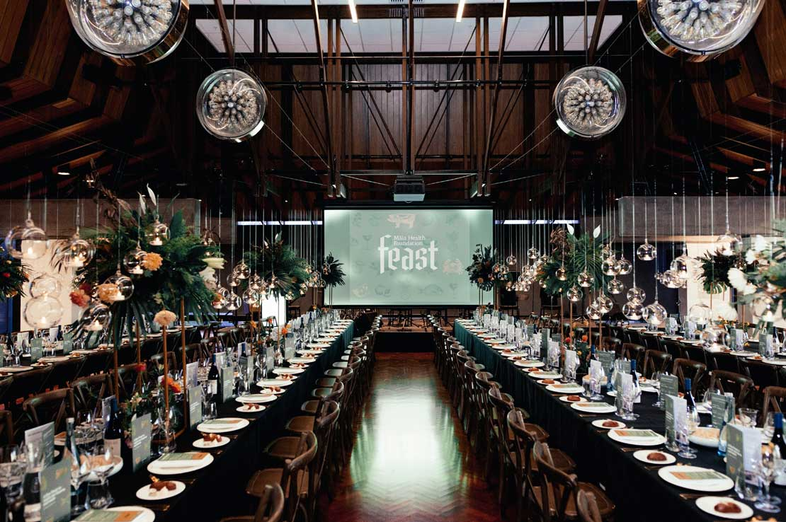 Maia Feast 2019 Fundraiser event styling