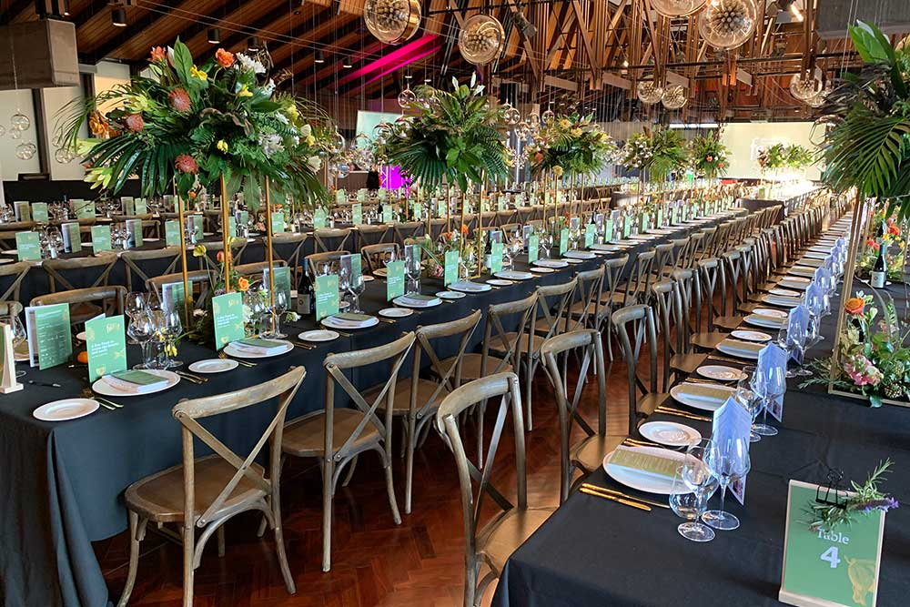 Maia Feast event styling by Kim Chan Events