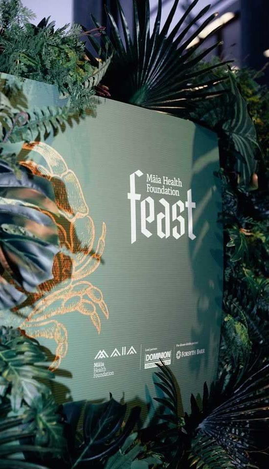 Maia Health Foundation a Fine Feast event