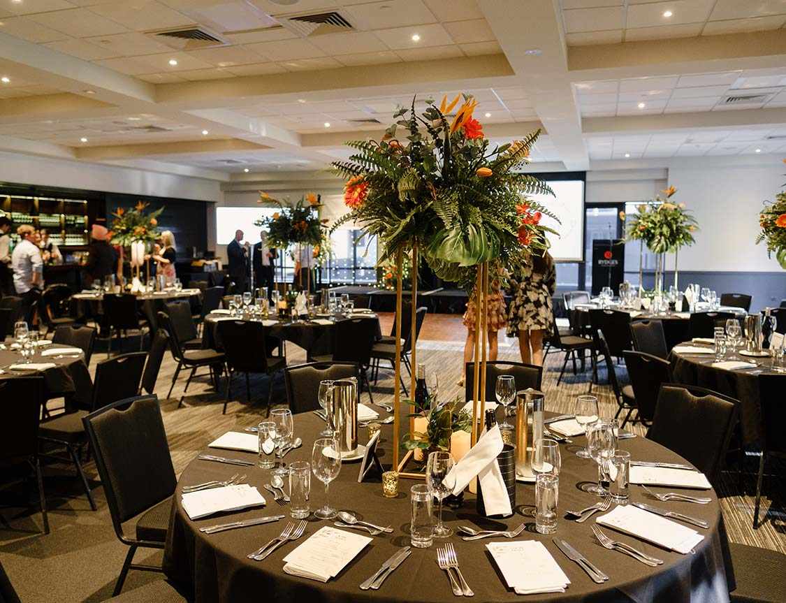 Foodstuffs Event Styling by Kim Chan Events